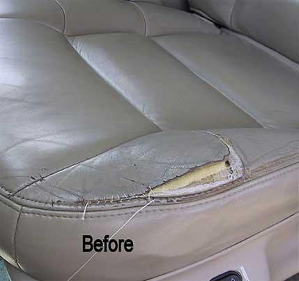 Leather Repair Chatham Ontario Furniture Restoration